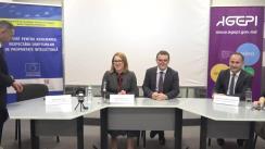 """Ateleriul de lucru """"Rolul produselor tradiționale cu Indicație Geografică în dezvoltarea afacerilor în Republica Moldova și în Uniunea Europeană"""""""