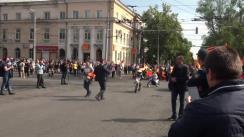 """Marșul Memoriei """"Regimentul nemuritor"""", cu prilejul Zilei Victoriei"""