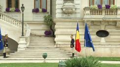 Recepția oferită de Președintele României, Klaus Iohannis, cu prilejul Zilei Europei