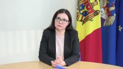 Declarație de presă susținută de Președintele Comisiei Electorale Centrale, Alina Russu