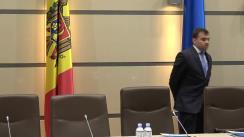 Ședința Grupului de lucru pentru îmbunătățirea legislației mass-media a Republicii Moldova