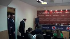 Conferință de presă susținută de fostul președinte al României, președintele Partidului Mișcarea Populară, Traian Băsescu