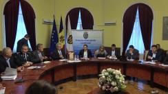 Ședința săptămânală a serviciilor primăriei Chișinău din 14 mai 2018