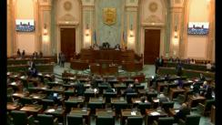 Ședința în plen a Senatului României din 14 mai 2018