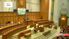 Ședința în plen a Camerei Deputaților României din 16 mai 2018