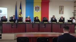 Ședința Comisiei Electorale Centrale din 15 mai 2018