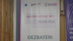 Dezbateri electorale la Radio Moldova. Participanți (Chișinău): Strătilă Victor, Roșco Alexandr, Costiuc Vasile