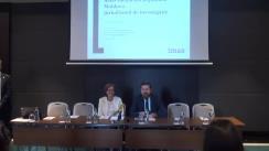 """Prezentarea studiului """"Încrederea în presa din Republica Moldova: percepția publicului și a jurnaliștilor"""""""