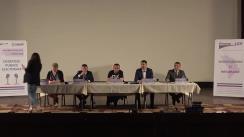 Dezbateri publice electorale organizate de Promo-LEX în mun. Chișinău (I rundă)