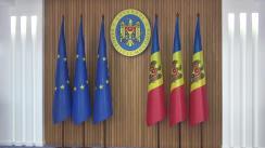 Ședința în format extins a delegațiilor Republicii Moldova și Uniunii Europene