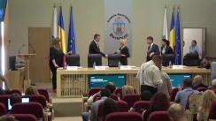 Ședința Consiliului General al Municipiului București din 17 mai 2018