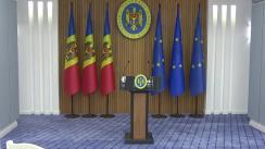 Declarațiile lui Pavel Filip după ședința Consiliul Național pentru Securitatea Circulației Rutiere