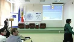 Lecție publică susținută de susținută de Comisarul European pentru politica regională, Corina Crețu și Prim-ministrul Republicii Moldova, Pavel Filip, pentru studenții Academiei de Studii Economice din Moldova