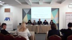 """Conferința națională organizată de Asociația Presei Independente cu tema """"Mass-media locală: Quo Vadis?"""""""