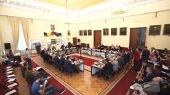 Ședința Extraordinară a Consiliului Local Iași din 18 mai 2018