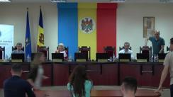 Ședința Comisiei Electorale Centrale din 19 mai 2018