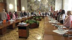 """Conferința """"Mass-media în Moldova: după limita de existență"""""""