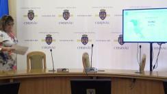 Alegeri Chișinău 2018: Briefingul Consiliului electoral de circumscripție electorală municipală Chișinău nr.1 - situația la secțiile de votare până la ora 09.45