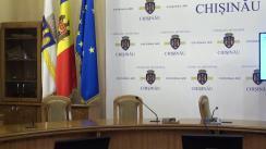 Alegeri Chișinău 2018: Briefingul Consiliului electoral de circumscripție electorală municipală Chișinău nr.1 - situația la secțiile de votare până la ora 15.45