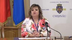 Alegeri Chișinău 2018: Briefingul Consiliului electoral de circumscripție electorală municipală Chișinău nr.1 - situația la secțiile de votare până la ora 18.45