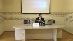 Conferință de presă organizată de Asociația Promo-LEX cu ocazia prezentării rezultatelor preliminare ale numărării paralele a voturilor pentru alegerile locale noi din 20 mai 2018