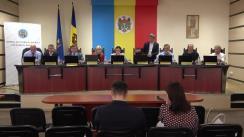 Ședința Comisiei Electorale Centrale din 23 mai 2018