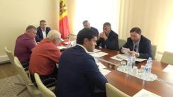 Ședința Comisiei securitate națională, apărare și ordine publică din 23 mai 2018