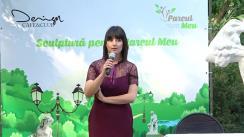 """Ceremonia de premiere a concursului """"Sculptură pentru Parcul Meu"""""""