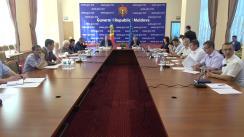 Ședința Comisiei naționale pentru consultări și negocieri colective din 25 mai 2018