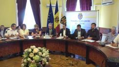 Ședința săptămânală a serviciilor primăriei Chișinău din 28 mai 2018