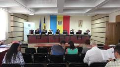 Ședința Comisiei Electorale Centrale din 29 mai 2018