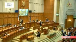 Ședința în plen a Camerei Deputaților României din 29 mai 2018