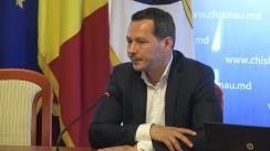 Declarații după ședința săptămânală a serviciilor primăriei Chișinău din 28 mai 2018
