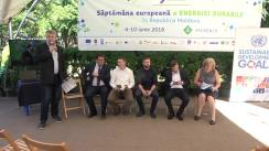 """Dezbaterea """"Cum transformăm Chișinăul într-un oraș """"verde"""""""
