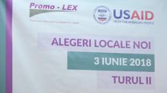 Dezbateri electorale la Radio Moldova. Alegeri locale noi pentru funcția de primar al municipiului Chișinău, turul II