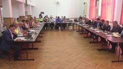 Dezbaterea publică pe tema proiectului de Ordonanță de urgență pentru modificarea și completarea Legii nr. 360/2002 privind Statutul polițistului