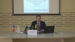 Alegeri Chișinău 2018: Briefing organizat de Asociația Promo-LEX privind desfășurarea procesului electoral până la ora 12:45