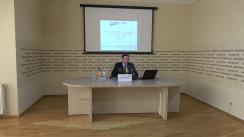 Alegeri Chișinău 2018: Briefing organizat de Asociația Promo-LEX privind desfășurarea procesului electoral până la ora 18:45