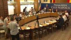 Ședința Consiliului Local Cluj-Napoca din 30 mai 2018