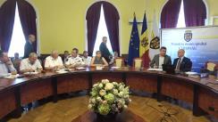 Ședința săptămânală a serviciilor primăriei Chișinău din 4 iunie 2018