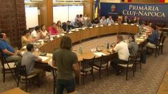 Ședința Consiliului Local Cluj-Napoca din 31 mai 2018