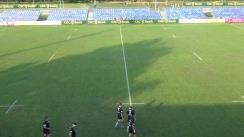 Meciul de Rugby între CSM București - England Counties