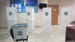 Alegeri Chișinău 2018: Exprimarea votului de către candidatul la funcția de primar general al mun. Chișinău din partea Partidului Platforma Demnitate și Adevăr, Andrei Năstase