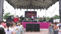 Concert organizat cu ocazia Zilei Tineretului la OrheiLand și lansarea Radio Orhei FM - 97.5FM