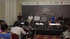Food Bloggers Conference 2018, Summer Edition. Panelul: Chefs' Talk