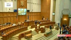 Ședința în plen a Camerei Deputaților României din 4 iunie 2018