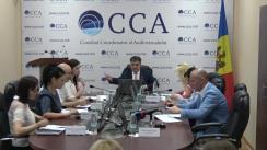 Ședința Consiliului Coordonator al Audiovizualului din 8 iunie 2018