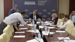 Ședința Comisiei economie, buget și finanțe din 6 iunie 2018
