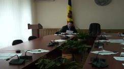 Ședința Grupului de lucru pentru reglementarea activității de întreprinzător din 29 aprilie 2010