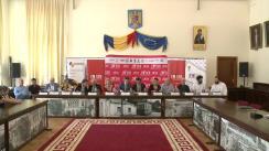 """Conferință de presă privind desfășurarea festivalului """"Serile Filmului Românesc"""""""